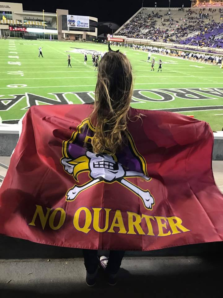 ECU-No-Quarter